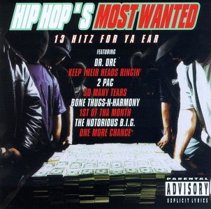 Hip Hop's Most Wanted Vol. 1 13 Hitz For Ya Ear