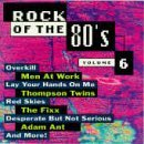 Rock Of The 80's Vol. 6 Rock Of The 80's Men At Work Missing Persons Rock Of The 80's