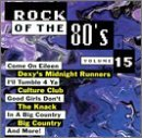Rock Of The 80's Vol. 15 Rock Of The 80's Culture Club Knack Fixx T'pau Rock Of The 80's