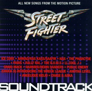 Street Fighter Soundtrack