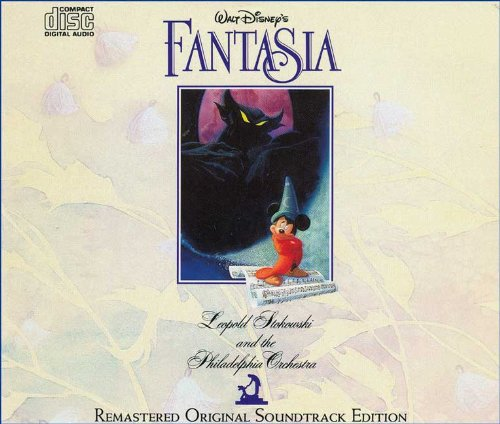 Fantasia (longbox) Soundtrack