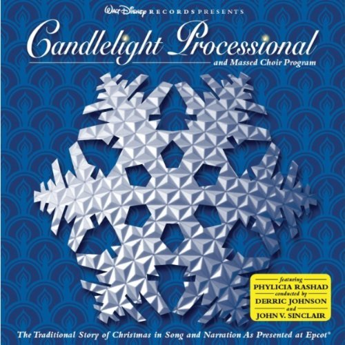 Walt Disney Records Presents Candlelight Processional & Massed Choir As Prese