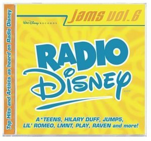 Disney Vol. 6 Radio Disney Jams