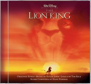 Lion King Soundtrack Special Ed.