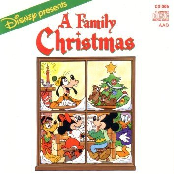 Disney Family Christmas