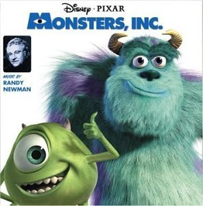 Read Along Monsters Inc. Bonus Cassette Blisterpack Incl. Book