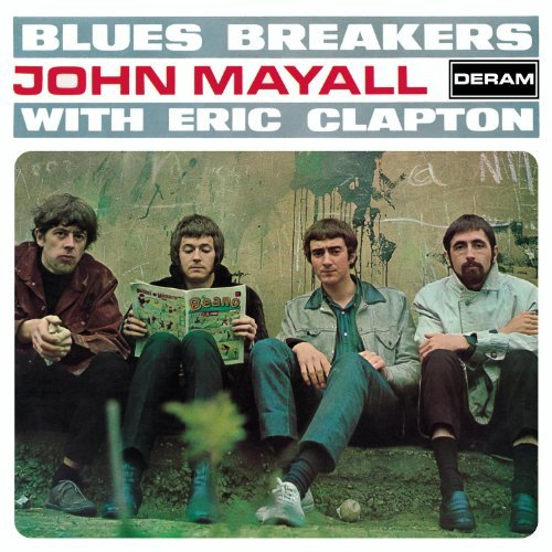 Mayall John & Bluesbreakers John Mayall & Bluesbreakers With Eric Clapton