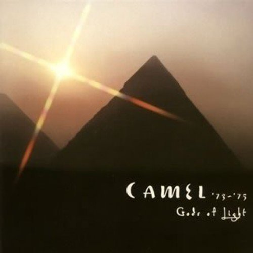 Camel Camel 1973 75 Gods Of Light (m Import Jpn Paper Sleeve