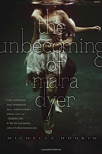 Michelle Hodkin The Unbecoming Of Mara Dyer