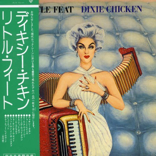 Little Feat Dixie Chicken Import Jpn Lmtd Ed. Paper Sleeve