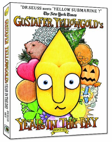 Gustafer Yellowgold Gustafer Yellowgold's Year Int Digipak