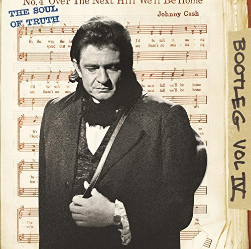 Johnny Cash Bootleg Vol. 4 The Soul Of Tru 2 CD