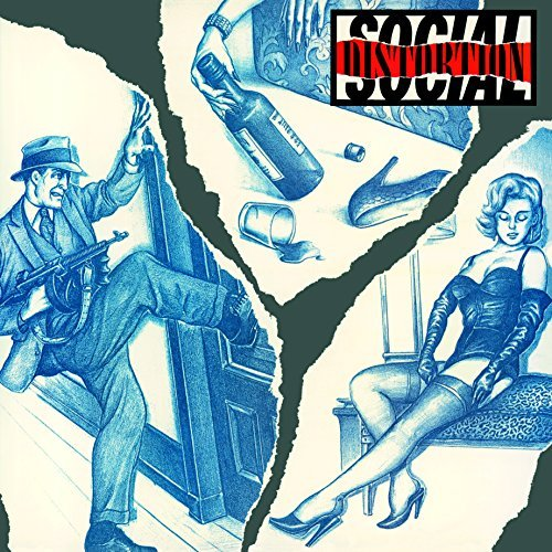 Social Distortion Social Distortion Import Eu Social Distortion