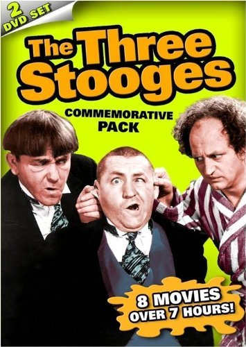 Three Stooges Commemorative Pack Commemorative Pack