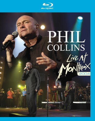 Phil Collins Live At Montreux 2004 1996 Blu Ray
