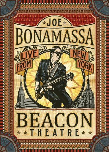 Joe Bonamassa Beacon Theatre Live From New York Beacon Theatre Live From New York