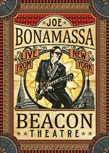 Joe Bonamassa Beacon Theatre Live From New Y Blu Ray Nr