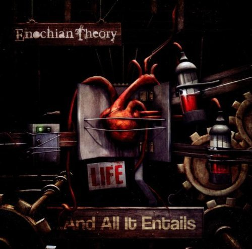 Enochian Theory Life & All It Entails Import Gbr