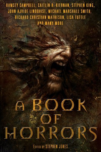 Stephen Jones A Book Of Horrors