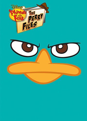 Phineas & Ferb The Perry File Phineas & Ferb The Perry File Ws Tvg Incl. Dc
