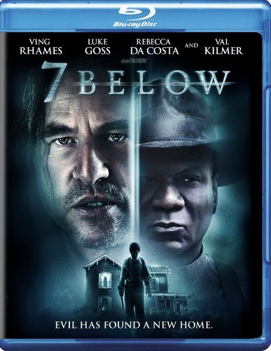 7 Below Kilmer Rhames Somerville Blu Ray Ws R