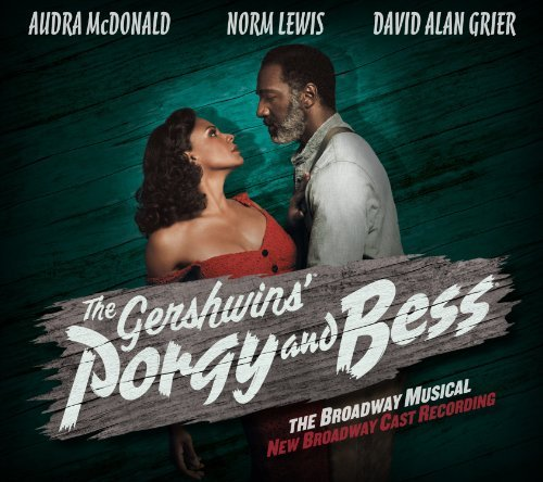 Broadway Cast Porgy & Bess (new Broadway Cas 2 CD