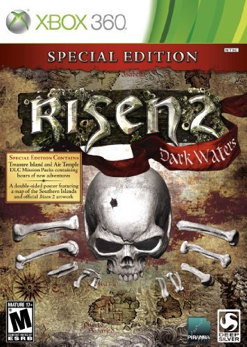 Xbox 360 Risen 2 Dark Waters Special Edition