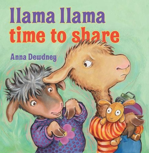 Anna Dewdney Llama Llama Time To Share