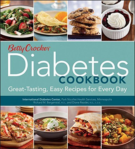 Betty Crocker Betty Crocker Diabetes Cookbook Great Tasting Easy Recipes For Every Day