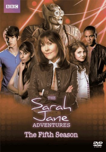 Sarah Jane Adventures Season 5 DVD