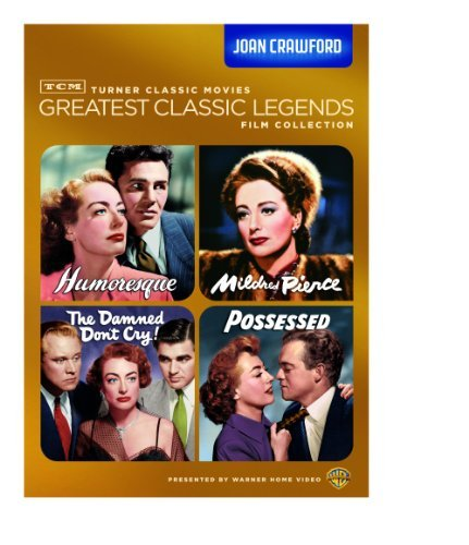Legends Joan Crawford Tcm Greatest Classic Films Ws Nr 2 DVD