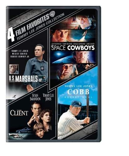 Tommy Lee Jones Collection 4 Film Favorites Ws Nr