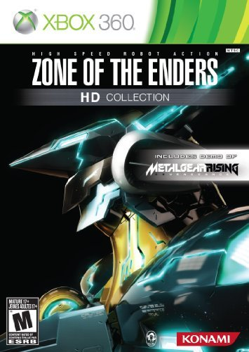 Xbox 360 Zone Of The Enders Hd Collecti Konami Of America M