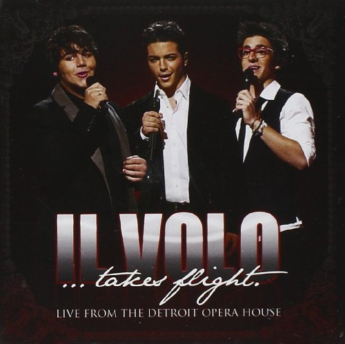 Il Volo Takes Flight Live From The Det