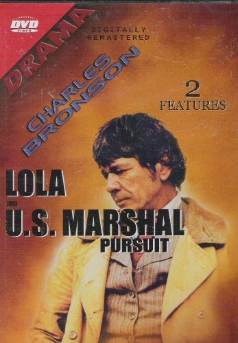 Lola U.S. Marshal Pursuit Double Feature