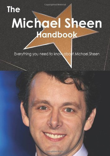 Emily Smith The Michael Sheen Handbook Everything You Need T