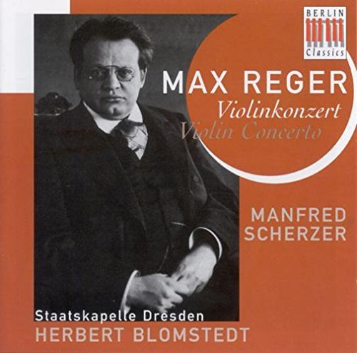 M. Reger Concerto Violin In A Major