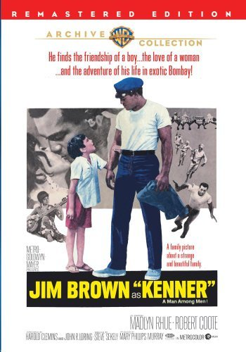 Kenner Brown Rhue Coote DVD Mod This Item Is Made On Demand Could Take 2 3 Weeks For Delivery