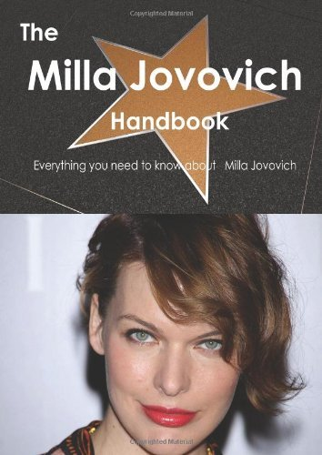 Emily Smith The Milla Jovovich Handbook Everything You Need