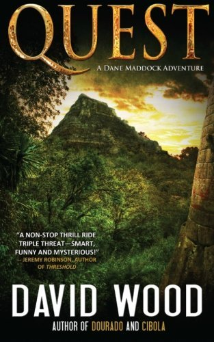 David Wood Quest A Dane Maddock Adventure