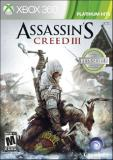 Xbox 360 Assassin's Creed 3 Ubisoft M