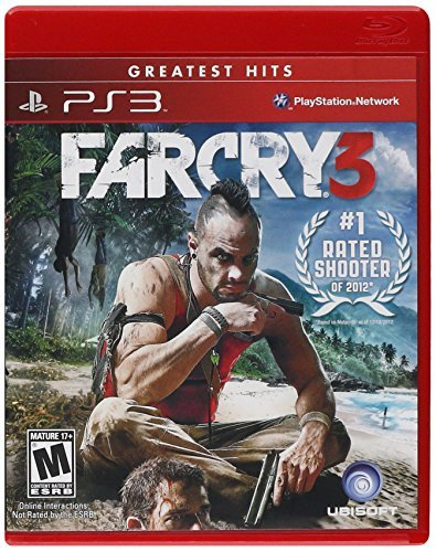 Ps3 Far Cry 3 Ubisoft M