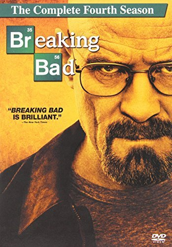 Breaking Bad Season 4 DVD Nr Ws