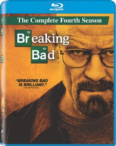 Breaking Bad Season 4 Blu Ray Nr Ws