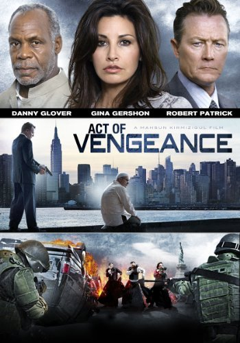 Act Of Vengeance Glover Patrick Gershon Ws R