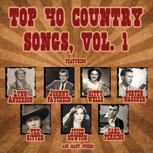 Top 40 Country Vol. 1 Top 40 Country 3 CD