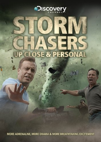 Up Close & Personal Storm Chasers Pg