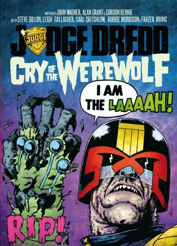 Alan Grant Cry Of The Werewolf