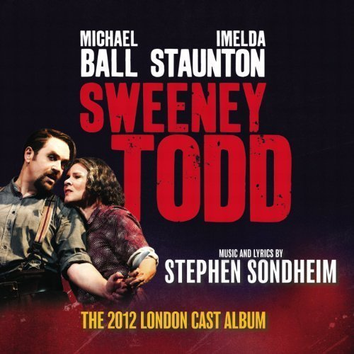 London Cast Sweeney Todd Import Gbr