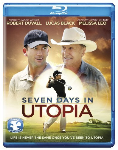 Seven Days In Utopia Duvall Black Leo Blu Ray Ws G